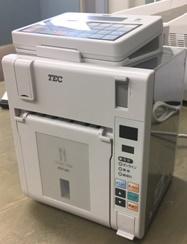 東芝テック製キッチンプリンターKCP-200シリーズです